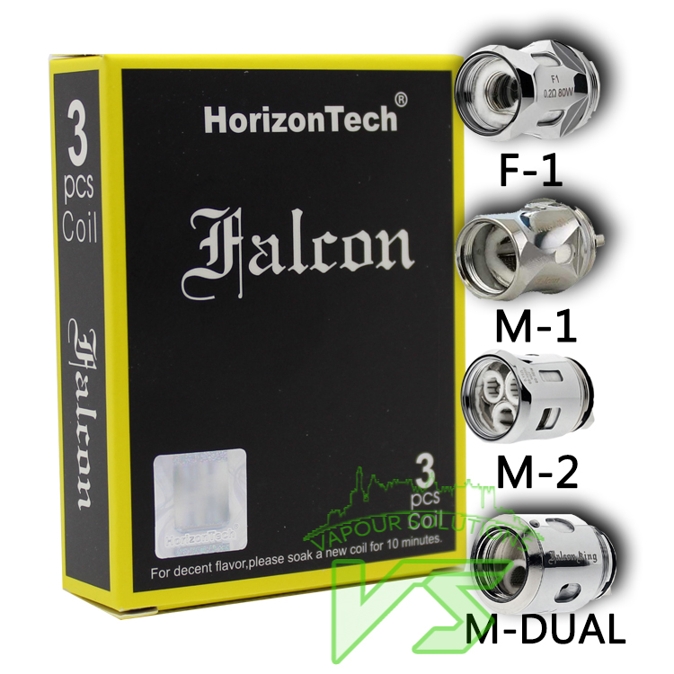 FALCON COILS 3 PACK